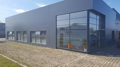 Curtain Wall Shop Front